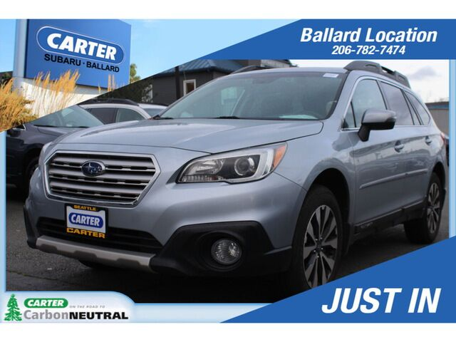 2016 Subaru Outback 2.5i Limited PZEV Seattle WA
