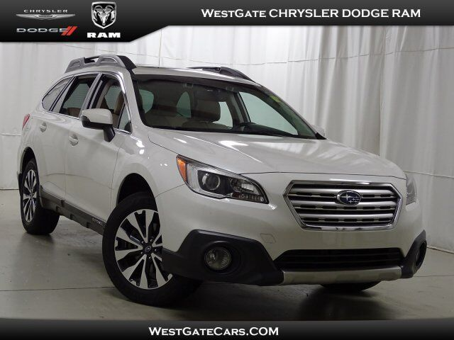 2016 Subaru Outback 2.5i Limited Raleigh NC