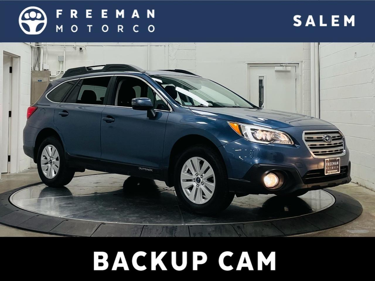 2016 Subaru Outback 2.5i Premium Lane Departure Warning Moonroof Salem OR