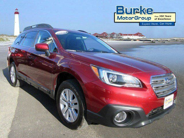 2016 Subaru Outback 2.5i Premium South Jersey NJ