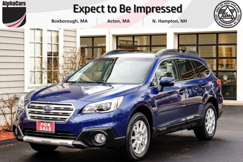 2016 Subaru Outback 3.6R Limited Boxborough MA