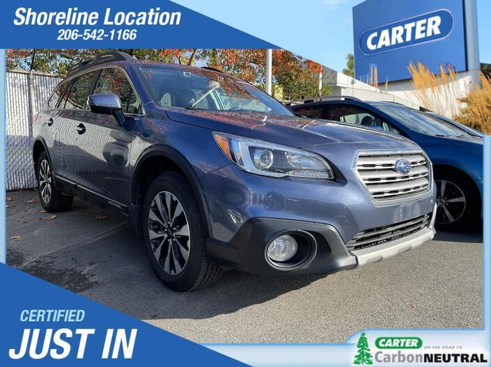 2016 Subaru Outback 3.6R Limited Seattle WA
