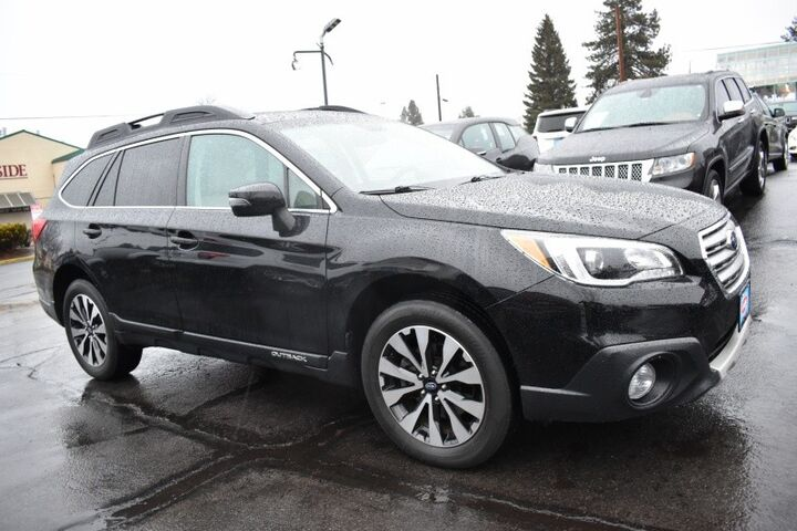 2016 Subaru Outback 4dr Wgn 2.5i Limited PZEV Bend OR