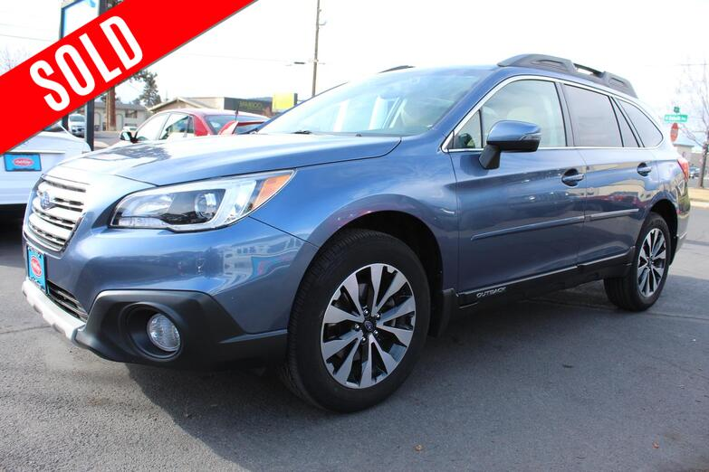 2016 Subaru Outback Limited PZEV Bend OR