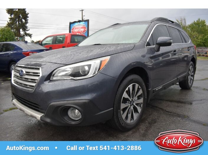 2016 Subaru Outback Limited Wagon PZEV Bend OR