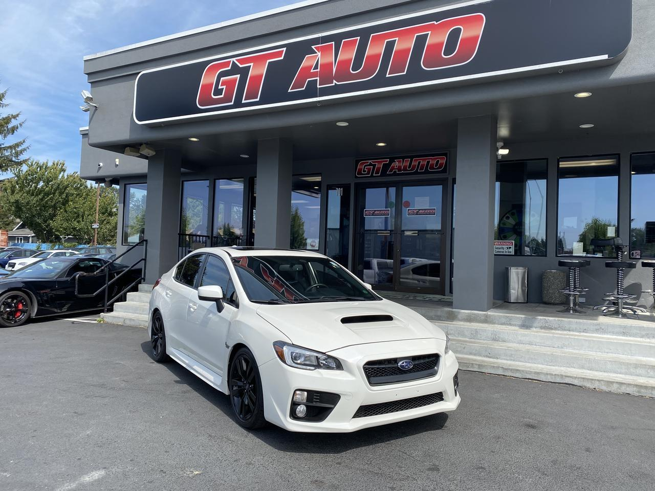 2016 Subaru WRX * Limited Sedan AWD* Puyallup WA