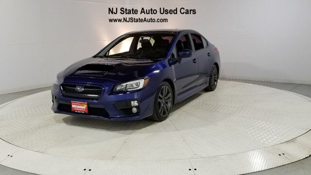 2016 Subaru WRX 4dr Sedan Manual Limited Jersey City NJ