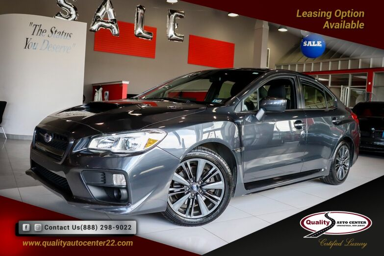 2016 Subaru WRX AWD 1-Owner Springfield NJ