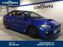 2016_Subaru_WRX_AWD W/ SPORT PKG - *Local/One owner/Turbo*_ Winnipeg MB
