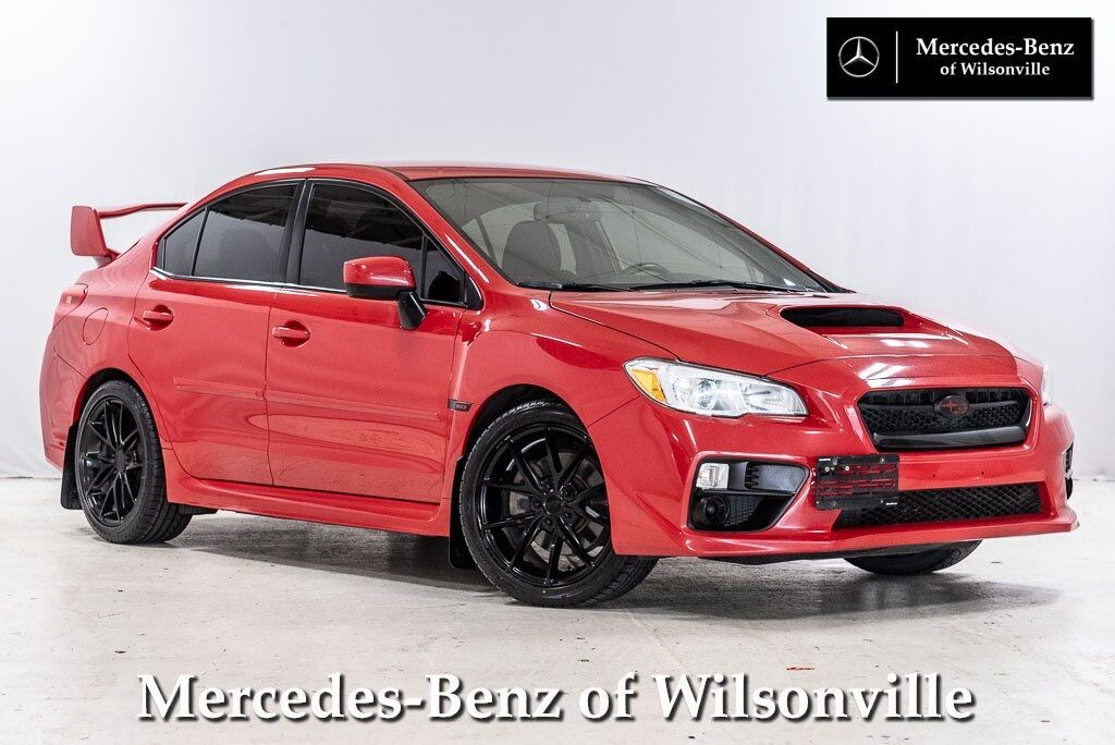 2016 Subaru WRX Base Wilsonville OR