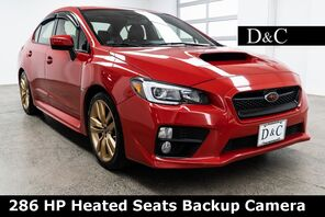 2016_Subaru_WRX_Limited 286 HP Heated Seats Backup Camera_ Portland OR