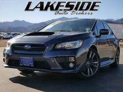 2016_Subaru_WRX_Limited CVT_ Colorado Springs CO