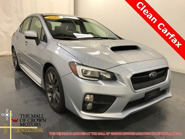 2016 Subaru WRX Limited Holland MI