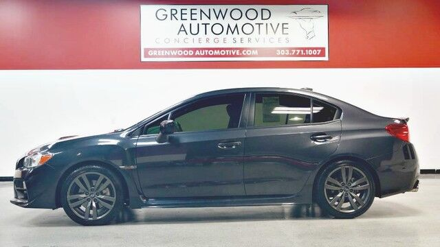 2016 Subaru WRX Premium Greenwood Village CO