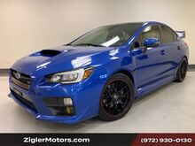 2016_Subaru_WRX STI_AWD 6-Speed Manual NAVIGATION BACKUP CAMERA REAR SPOILER_ Addison TX