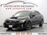2016 Subaru WRX STI Limited AWD With Manual Transmission & Navigation
