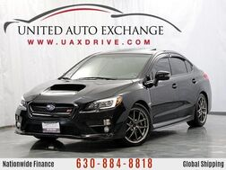 2016_Subaru_WRX STI_Limited AWD With Manual Transmission & Navigation_ Addison IL