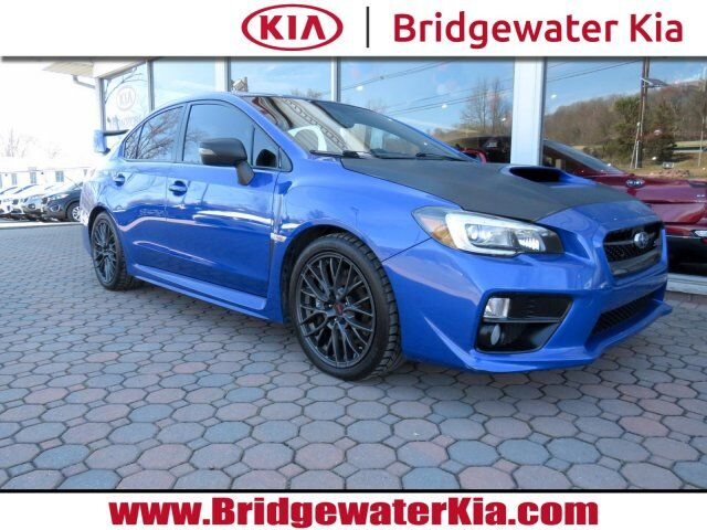 2016 Subaru WRX STI Sedan, Bridgewater NJ