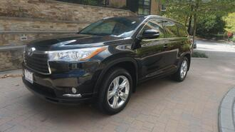 TOYOTA HIGHLANDER LIMITED  Arlington VA