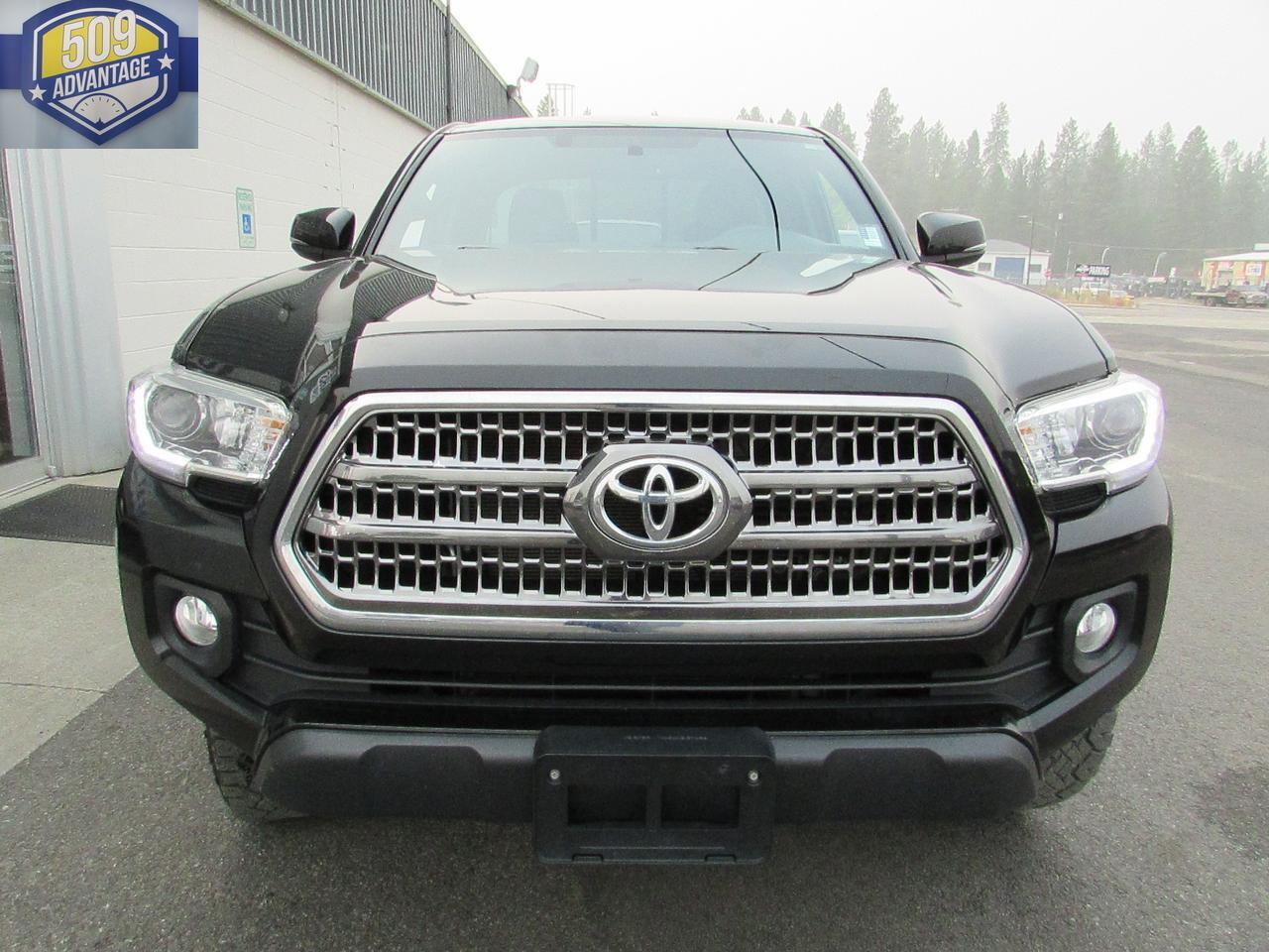 2016 TOYOTA TACOMA ACCESS C TRD OFF RD Spokane Valley WA
