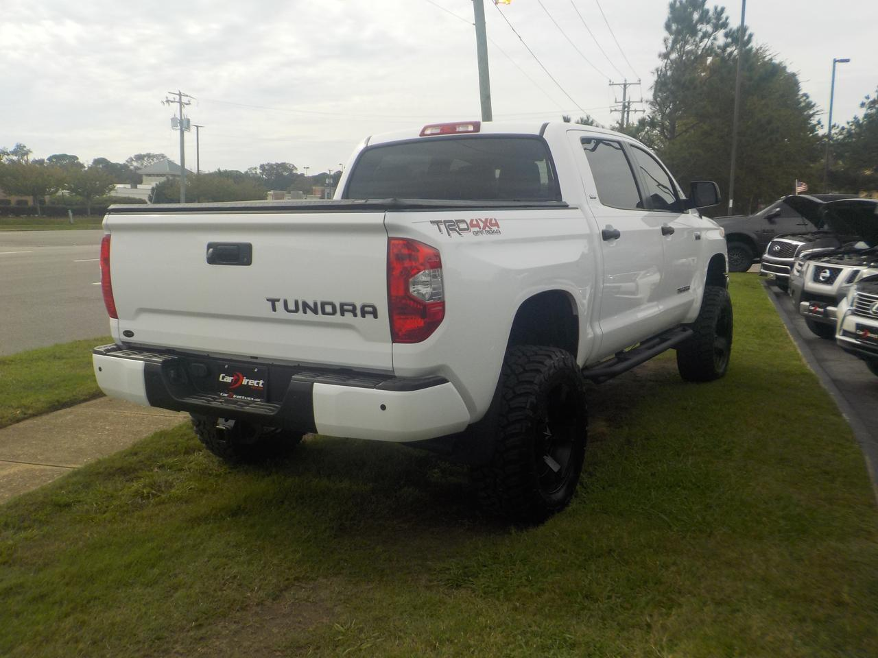 2016 TOYOTA TUNDRA SR5 CREWMAX TRD OFFROAD 4X4, LIFTED, XD WHEELS, NAVIGATION, TOW PKG, BACKUP CAM,ONLY 43K MILES! Virginia Beach VA