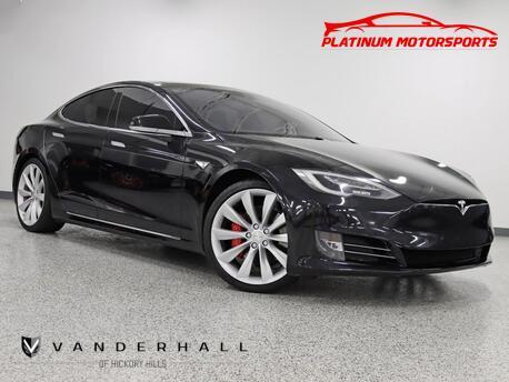 2016_Tesla_2016.5 Model S P100D_1 Owner Ludicrous Speed Supercharger Enabled Autopilot Convenience Feature Premium Upgrade Pkg MSRP $157k+_ Hickory Hills IL