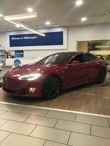 2016_Tesla_Model S_2016.5 4DR SDN AWD P100D_ Yakima WA