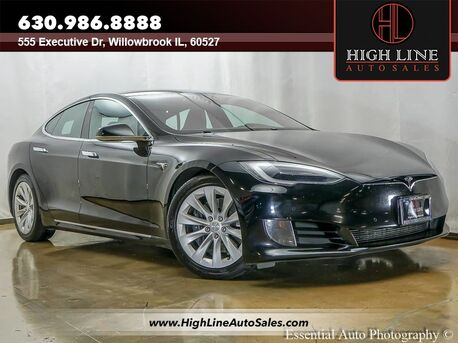 2016_Tesla_Model S_60D_ Willowbrook IL