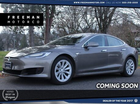 2016_Tesla_Model S_70 Autopilot Heated Seats Back-Up Camera_ Portland OR