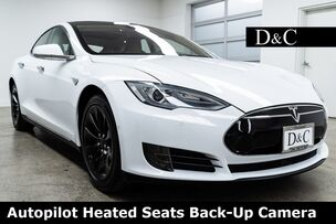 2016 Tesla Model S 70 Autopilot Heated Seats Back-Up Camera