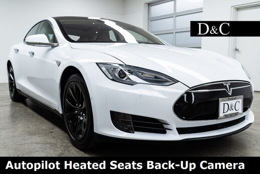 2016 Tesla Model S 70 Autopilot Heated Seats Back-Up Camera Portland OR