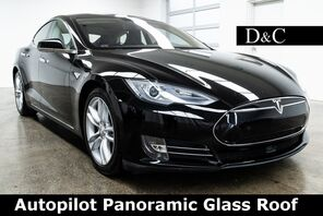 2016_Tesla_Model S_70D Autopilot Panoramic Glass Roof_ Portland OR