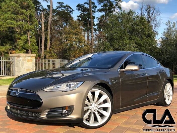 2016 Tesla Model S 70D The Woodlands TX