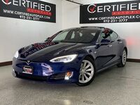 Tesla Model S 75D AWD AUTO PILOT NAVIGATION PANORAMIC ROOF REAR CAMERA PARK ASSIST LANE A 2016