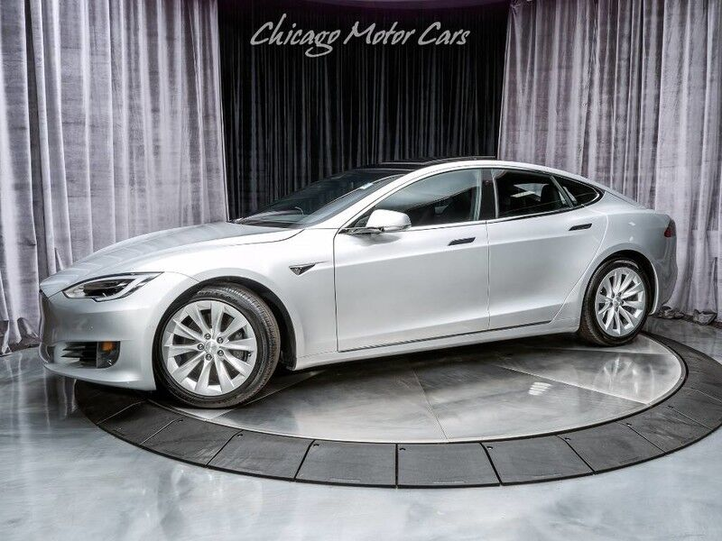 2016_Tesla_Model S_75D AWD Only 3k Miles_ Chicago IL