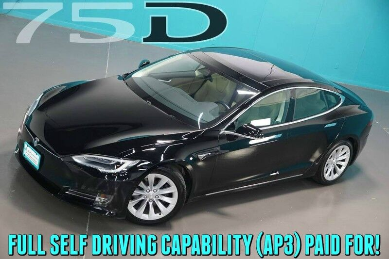 2016 Tesla Model S 75D Carrollton TX