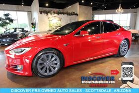 2016_Tesla_Model S_75D Sedan 4D AWD EV_ Scottsdale AZ