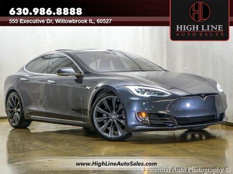 2016_Tesla_Model S_75D_ Willowbrook IL