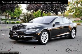 2016_Tesla_Model S 75D With Auto Pilot Feature/19 Wheels_Tan Next Generation Seats/Supercharging Free For Life_ Fremont CA
