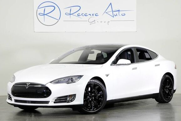 2016_Tesla_Model S_90D AutoPilot Pano Roof Air Suspension Ultra Sound_ The Colony TX
