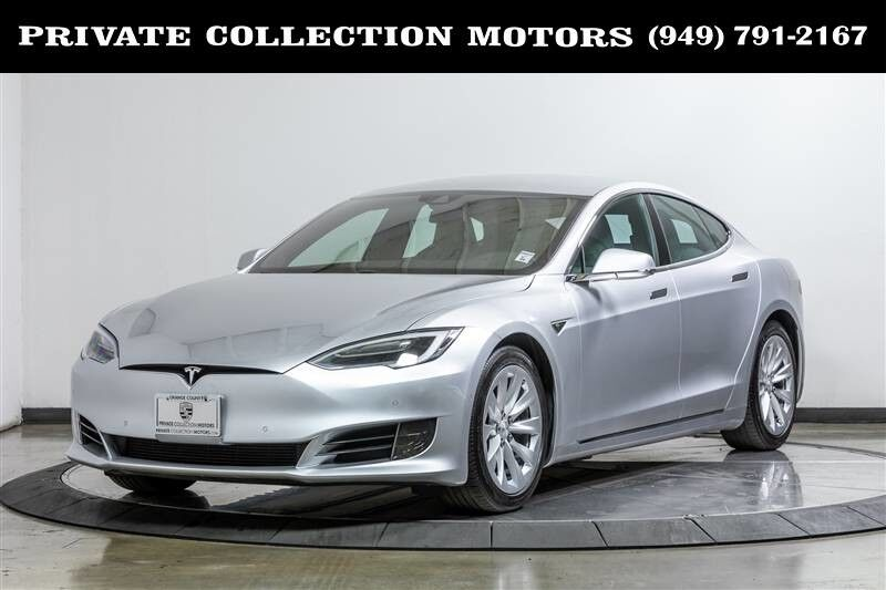 2016_Tesla_Model S_90D CA HOV Eligible_ Costa Mesa CA