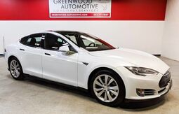 2016_Tesla_Model S_90D_ Greenwood Village CO