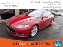 2016_Tesla_Model S_90D_ Pleasant Grove UT