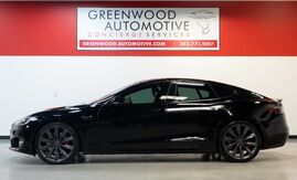 2016_Tesla_Model S_P100D_ Greenwood Village CO