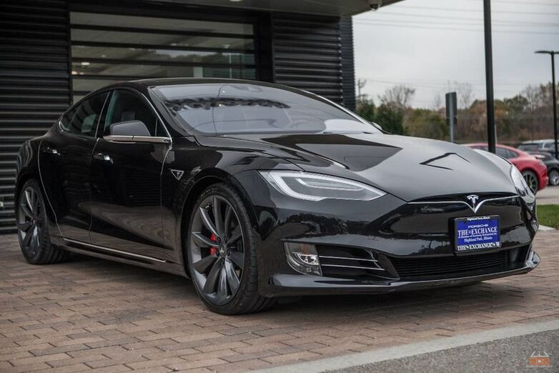 2016 Tesla Model S P100D Highland Park IL