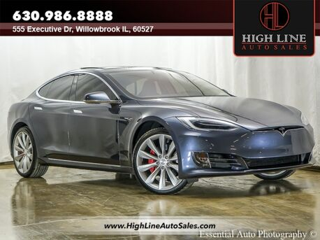 2016_Tesla_Model S_P100D LUDICROUS FULL SELF DRIVING_ Willowbrook IL