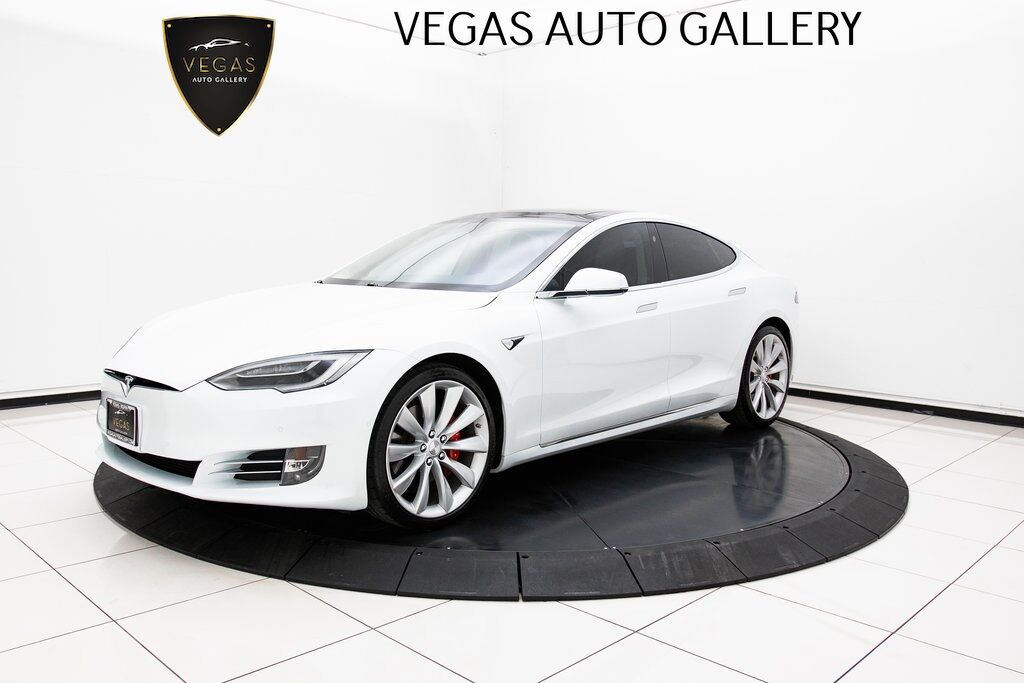 2016 Tesla Model S P100D Las Vegas NV