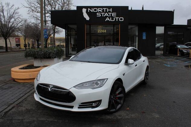 2016_Tesla_Model S_P90D_ Walnut Creek CA