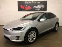 2016_Tesla_Model X_60D AWD 3rd Row Pano Roof One Owner Clean Carfax_ Addison TX