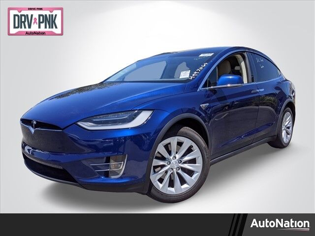 Used Tesla Model X Buena Park Ca